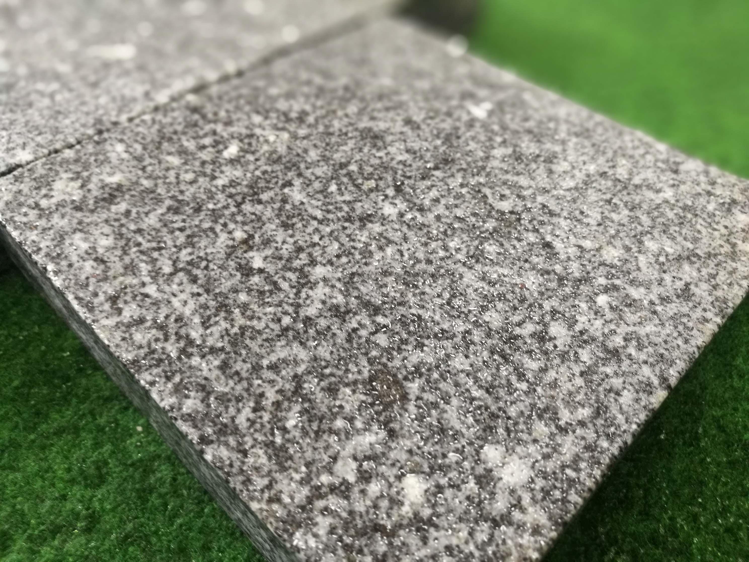 Dalle Granit Gris Foncé 40x40