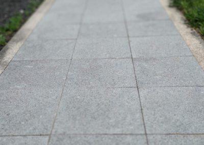 Dalle Granit Gris