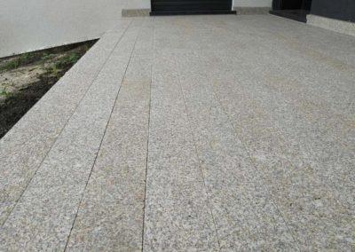 Deck en Granit